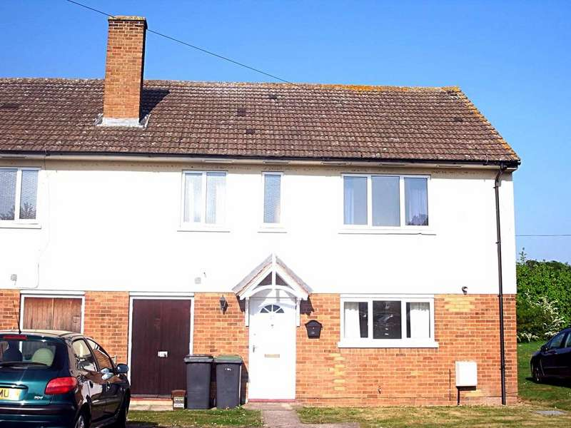 3 Bedrooms End Of Terrace House for sale in Truman Place, Chicksands, SG17