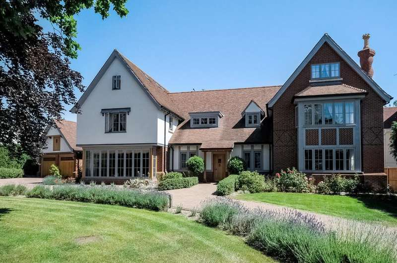 7 Bedrooms Detached House for sale in Wickham Bishops