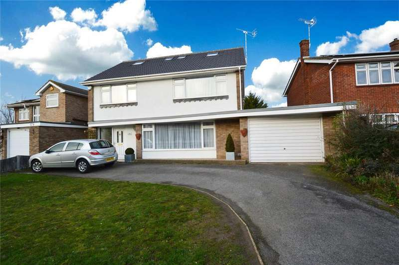 5 Bedrooms Detached House for sale in Burges Road, Southend-on-Sea, Thorpe Bay, Essex, SS1