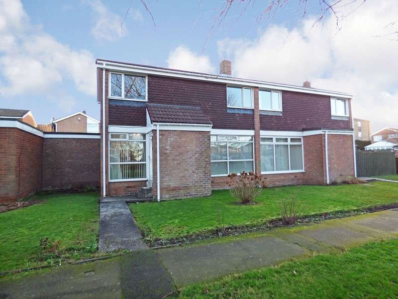 3 Bedrooms Property for sale in Bryans Leap, Burnopfield, Newcastle upon Tyne, Durham, NE16 6BU