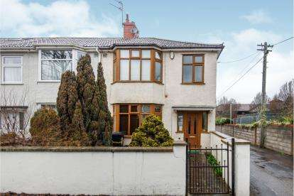 3 Bedrooms End Of Terrace House for sale in Southmead Road, Westbury-On-Trym, Bristol, City Of Bristol