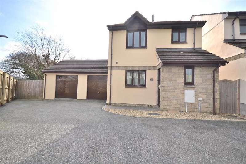 3 Bedrooms Detached House for sale in Parc Holland, Helston