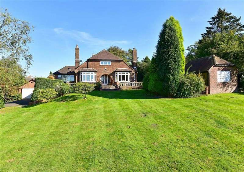 5 Bedrooms Detached House for sale in Garths End, Moden Hill, Sedgley, Dudley, West Midlands, DY3