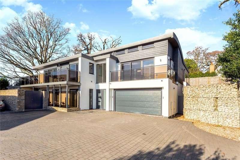 4 Bedrooms Detached House for sale in Beaucroft Lane, Wimborne, Dorset, BH21