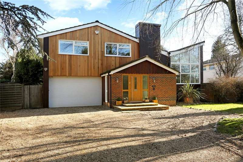 4 Bedrooms Detached House for sale in The Rushes, Maidenhead, Berkshire, SL6