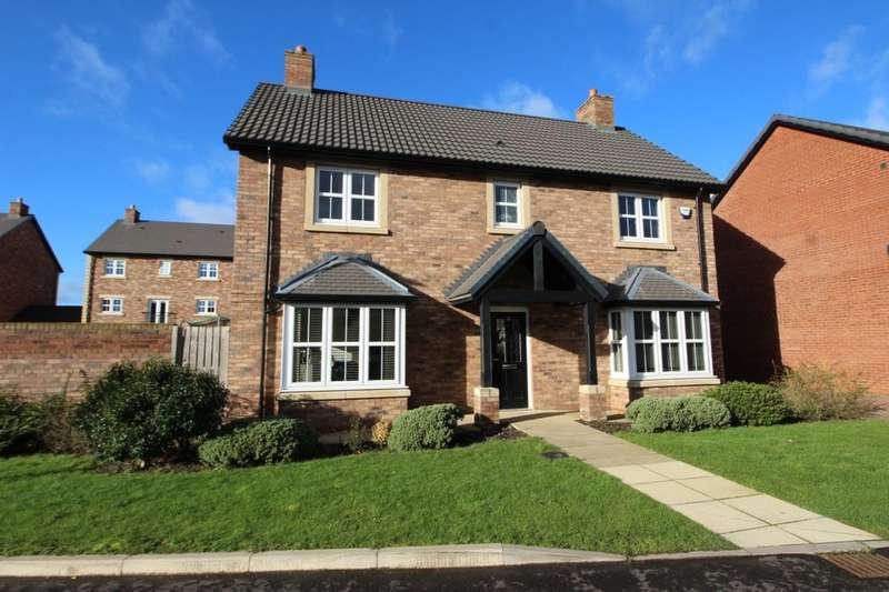 4 Bedrooms Detached House for sale in Maxwell Drive, Kingstown, Carlisle, CA6