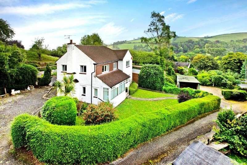 4 Bedrooms Detached House for sale in Buckfastleigh