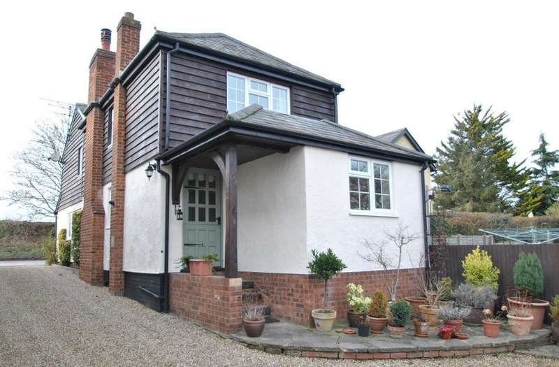3 Bedrooms End Of Terrace House for sale in Green End, Braughing, Ware, SG11 2PQ
