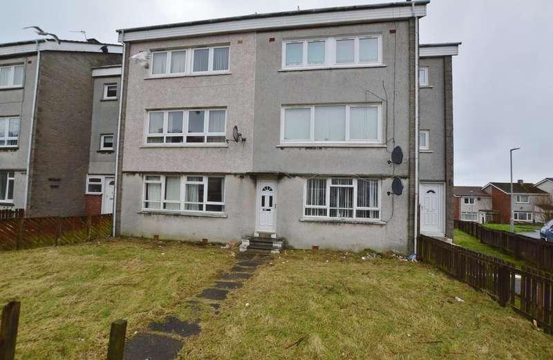 3 Bedrooms Flat for sale in 26 Chapelhill Mount, ARDROSSAN, KA22 7LU