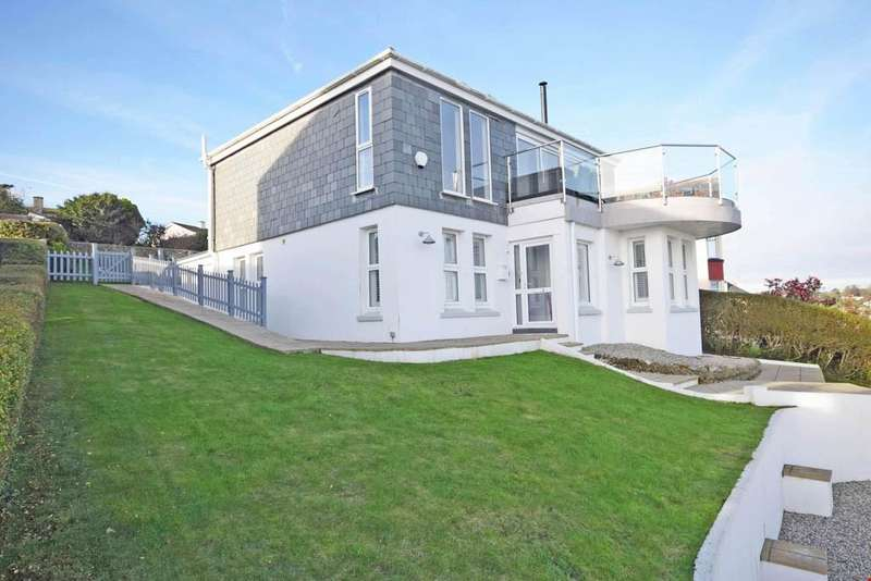 4 Bedrooms Detached House for sale in Mevagissey, Cornwall