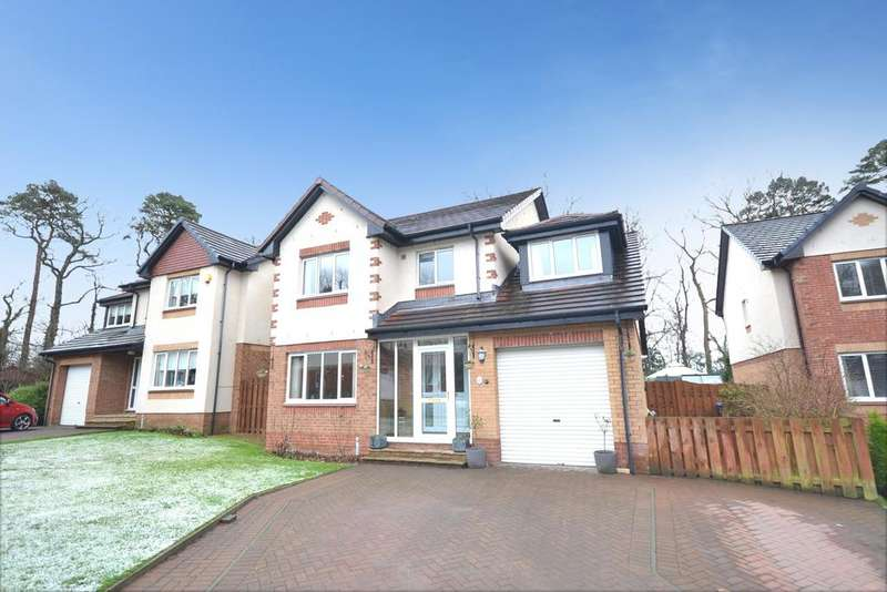 4 Bedrooms Detached Villa House for sale in 46 Roman Road, Ayr, KA7 3SZ
