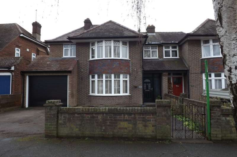 4 Bedrooms Semi Detached House for sale in Chiltern Road, Dunstable, LU6