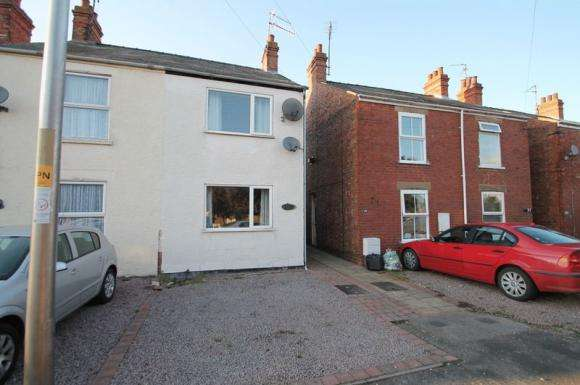 2 Bedrooms Semi Detached House for sale in Pennygate, Spalding