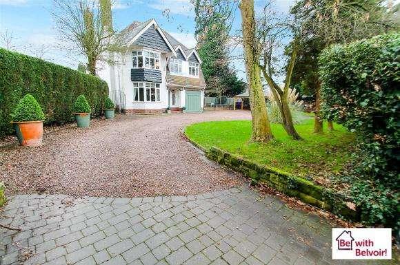 4 Bedrooms Property for sale in Castlecroft Road, Wolverhampton