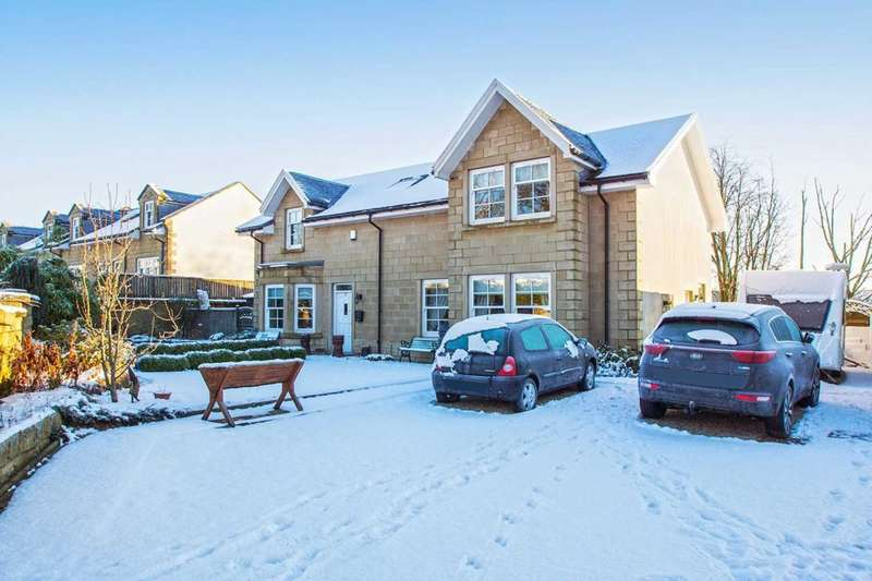 4 Bedrooms Detached House for sale in Montgomerie Drive, Stewarton