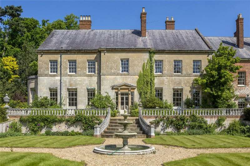 11 Bedrooms Detached House for sale in Binfield Heath, Henley-on-Thames, Oxfordshire, RG9