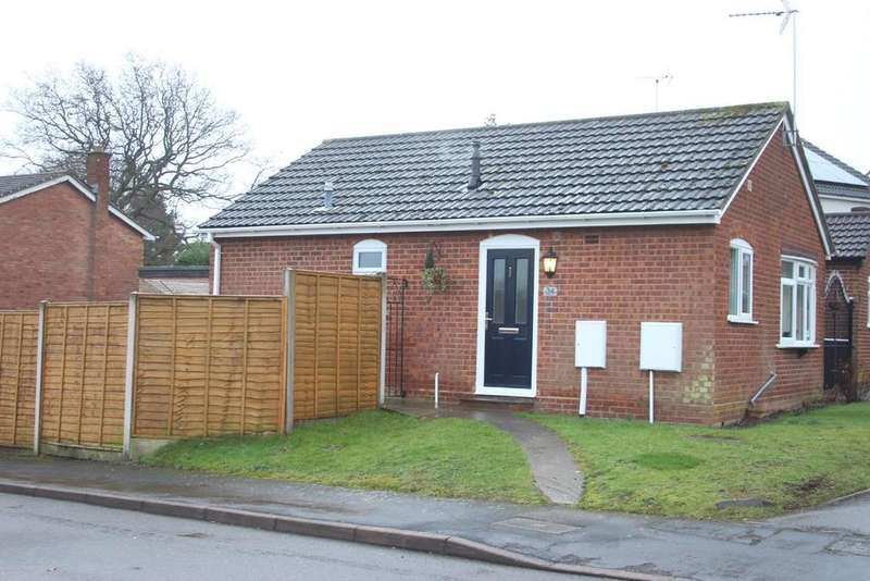 2 Bedrooms Detached Bungalow for sale in The Drive, Barwell, Leicester