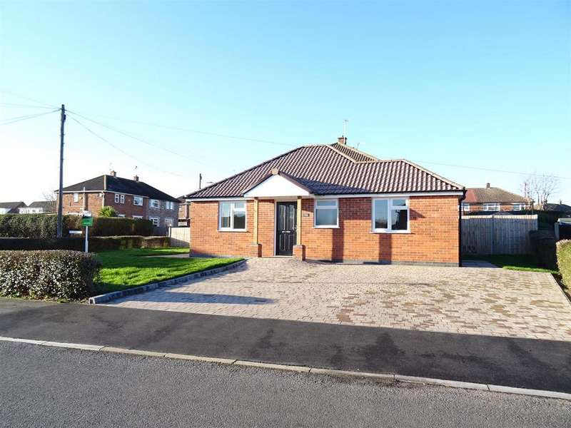 2 Bedrooms Detached Bungalow for sale in Grange Road, Shepshed, Leicestershire