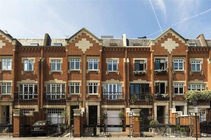 5 Bedrooms Terraced House for sale in Flood Street, London, SW3