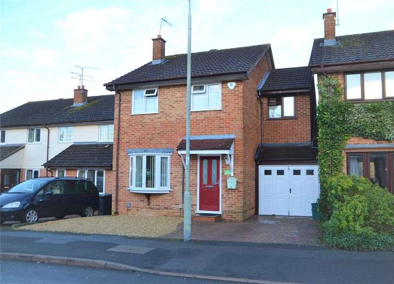 4 Bedrooms Detached House for sale in Clements Mead, Tilehurst, Reading, Berkshire, RG31