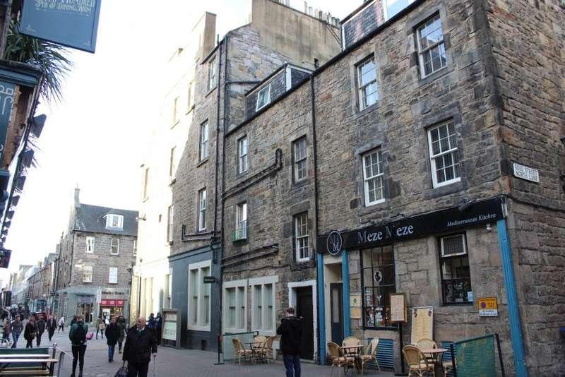 1 Bedroom Flat for sale in Rose Street, Central, Edinburgh, EH2 2NH