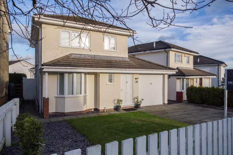 3 Bedrooms Detached House for sale in Stainbank Road, Kendal, Cumbria