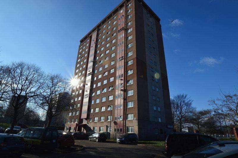 2 Bedrooms Apartment Flat for sale in Uxbridge Street, Birmingham