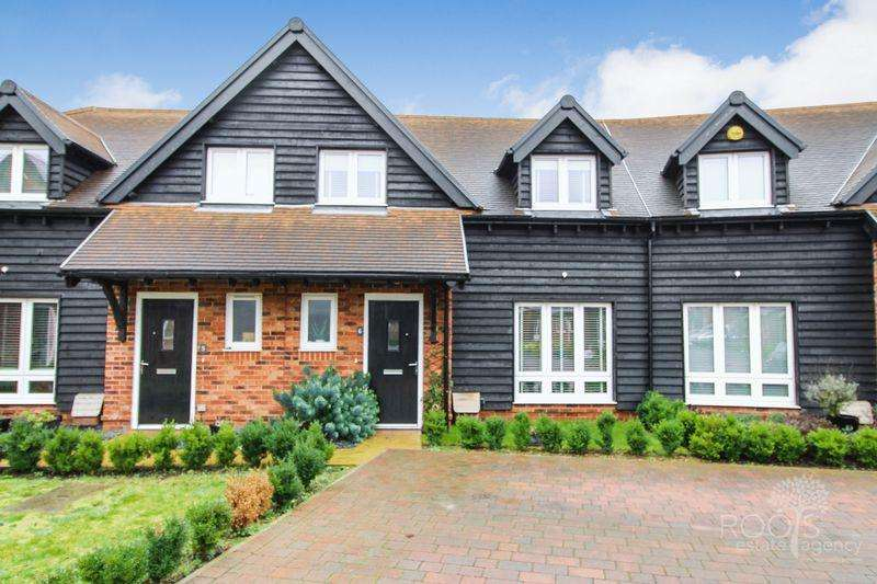 3 Bedrooms Terraced House for sale in Rainsford Farm Mews, Thatcham