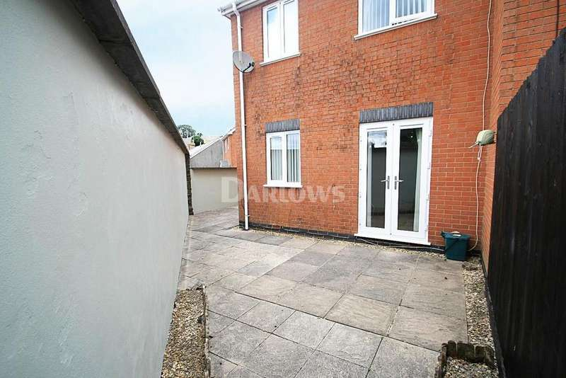 3 Bedrooms End Of Terrace House for sale in Heathcote Close, Brynmawr, Gwent