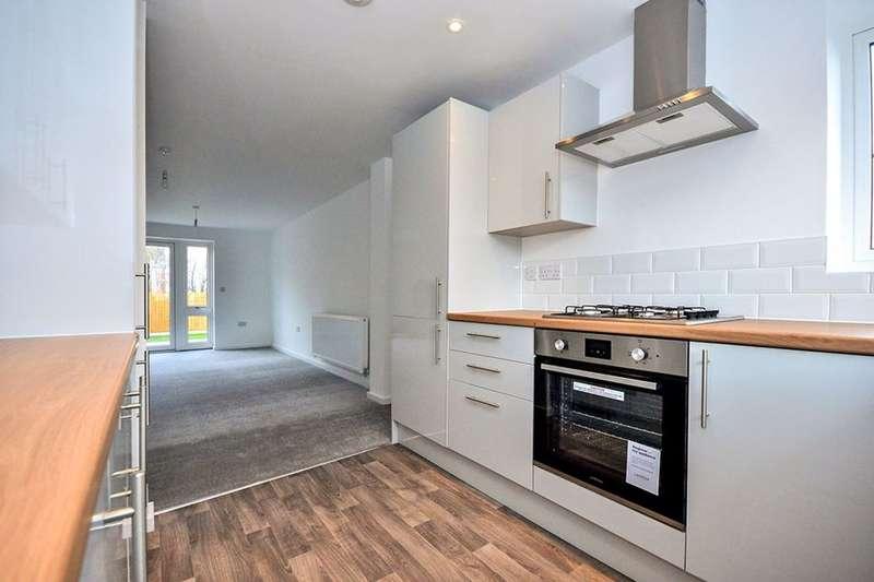 3 Bedrooms Semi Detached House for sale in Meadow Lane, South Normanton, Alfreton, DE55