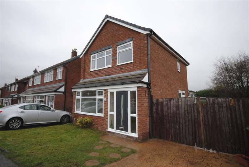 3 Bedrooms Detached House for sale in Clapgate Lane, Goose Green, Wigan