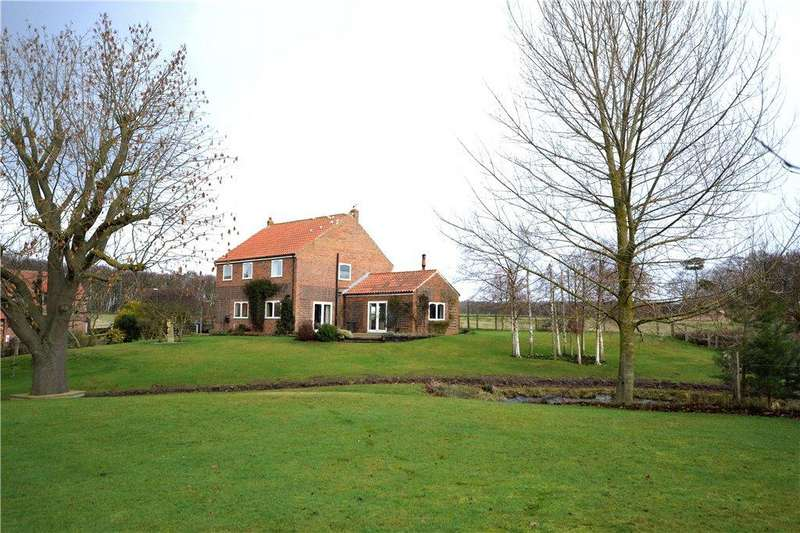 4 Bedrooms Detached House for sale in The Barkery, Newby, Middlesbrough