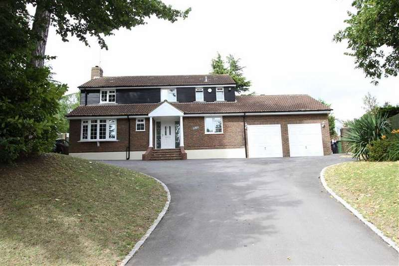 4 Bedrooms Detached House for sale in Soulbury Road, Linslade, Leighton Buzzard