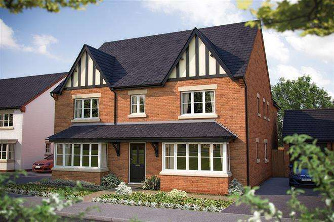 5 Bedrooms Detached House for sale in Bidford Leys, Bidford-On-Avon, Alcester