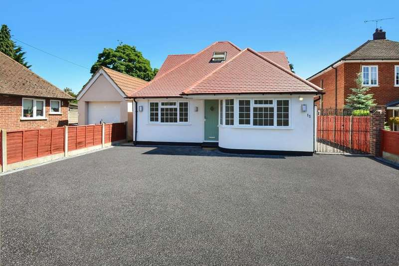 5 Bedrooms Detached House for sale in Station Road, Smallford, St. Albans