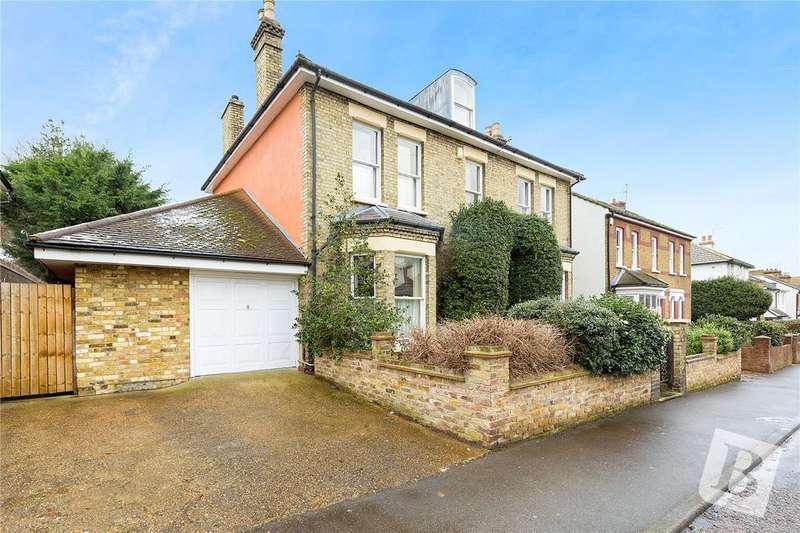 4 Bedrooms Detached House for sale in Whitehill Road, Gravesend, Kent, DA12