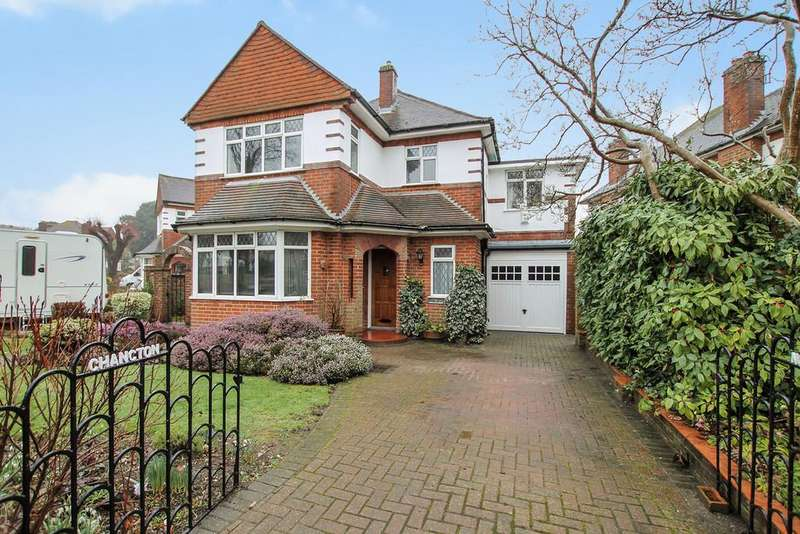 4 Bedrooms Detached House for sale in Norman Crescent, Shoreham-by-Sea, West Sussex BN43 6AH