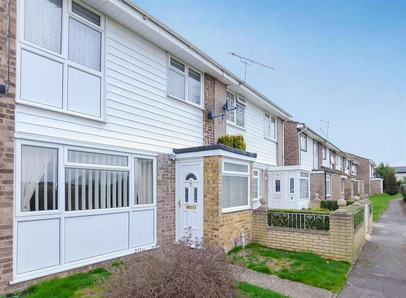 3 Bedrooms Terraced House for sale in Cippenham, Slough, SL1