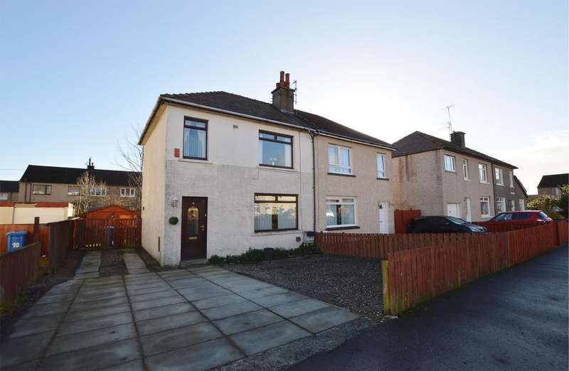 2 Bedrooms Semi Detached House for sale in 8 Firthview Terrace, ARDROSSAN, KA22 7HL