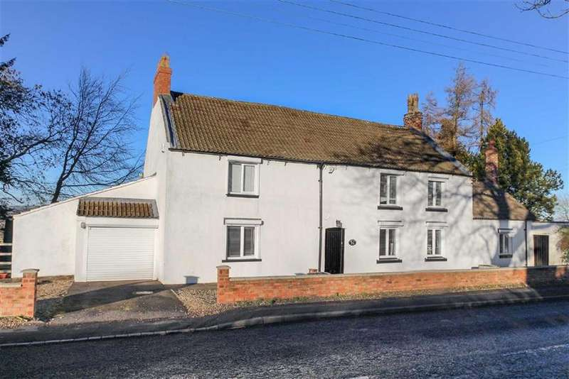 4 Bedrooms Detached House for sale in Etherley Grange, Bishop Auckland, County Durham