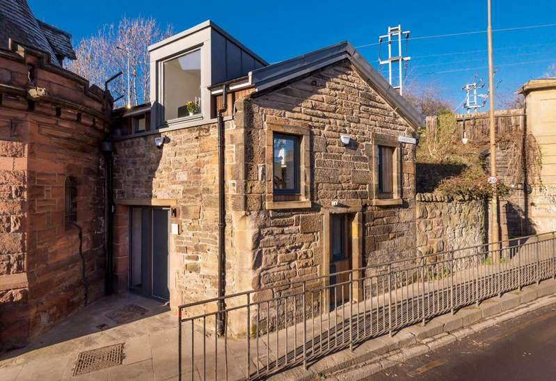 1 Bedroom Mews House for sale in The Foundry, 51 Abbeyhill, Holyrood EH8 8EA