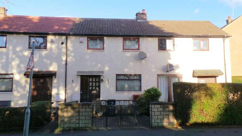 2 Bedrooms Terraced House for sale in Buttars Road, Dundee