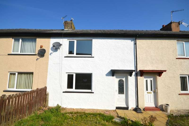 3 Bedrooms Property for sale in Pecklewell Terrace, Maryport, CA15