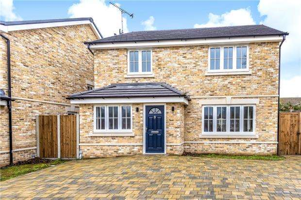 4 Bedrooms Detached House for sale in Hogfair Lane, Burnham, Slough