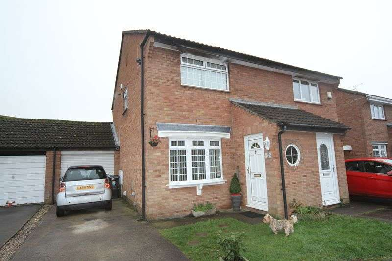 2 Bedrooms Property for sale in Bakersfield Longwell Green, Bristol