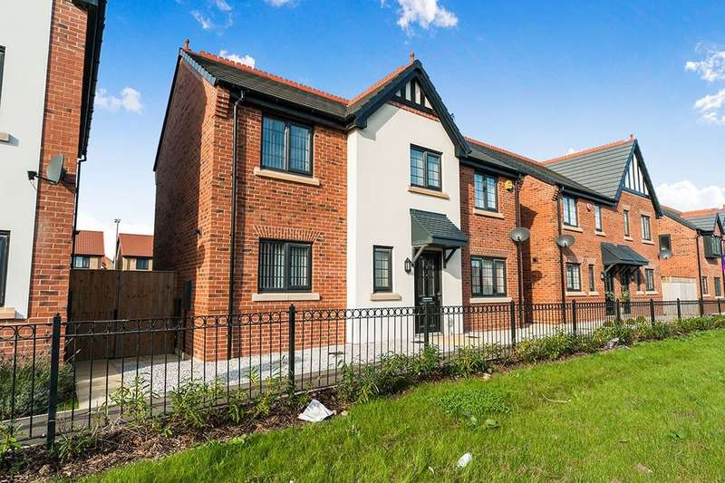 3 Bedrooms Detached House for sale in Coppice View, Hull, HU3