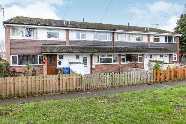 3 Bedrooms Terraced House for sale in Maidenhead, Berkshire, Uk