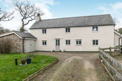 4 Bedrooms Detached House for sale in Glascoed, Abergele, Denbighshire, North Wales, LL22