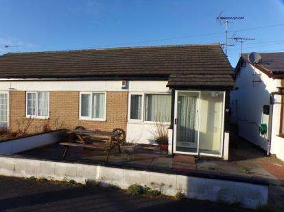 2 Bedrooms Bungalow for sale in Willow Grove, Talacre, Holywell, Flintshire, CH8