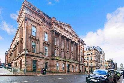 2 Bedrooms Flat for sale in Ingram Street, Glasgow
